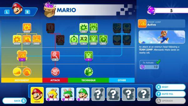 Mario Rabbids Kingdom Battle jagatplay part 1 (133)