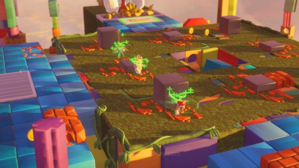 Mario Rabbids Kingdom Battle jagatplay part 1 (155)