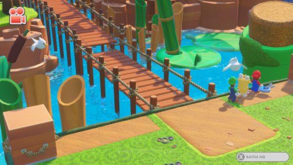 Mario Rabbids Kingdom Battle jagatplay part 1 (190)