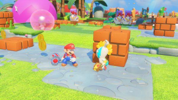 Setiap karakter punya tiga gerakan dasar: bergerak, menyerang, dan menggunakan skill yang bisa Anda akses.
