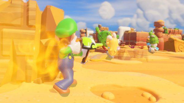 Mario Rabbids Kingdom Battle jagatplay part 1 (228)