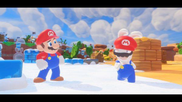 Mario Rabbids Kingdom Battle jagatplay part 1 (259)