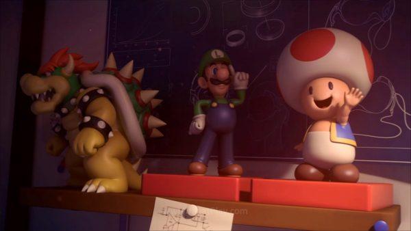 Mario Rabbids Kingdom Battle jagatplay part 1 (3)