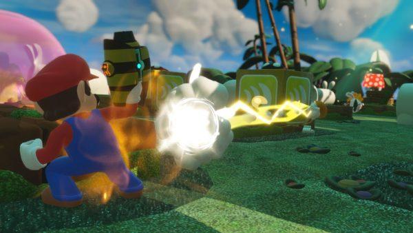 Mario Rabbids Kingdom Battle jagatplay part 1 (44)