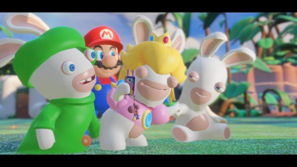 Mario Rabbids Kingdom Battle jagatplay part 1 (77)