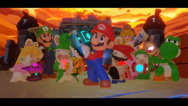 Mampukah Mario dkk menyelesaikan krisis yang satu ini?