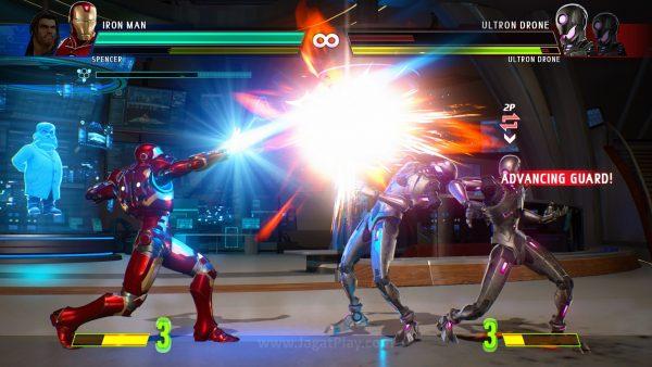 Marvel vs Capcom Infinite jagatplay part 1 (121)