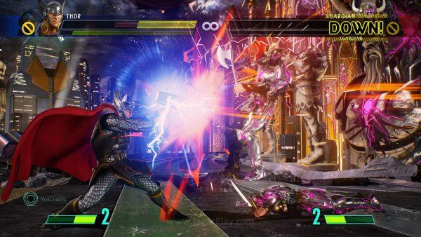 Marvel vs Capcom Infinite jagatplay part 1 (19)