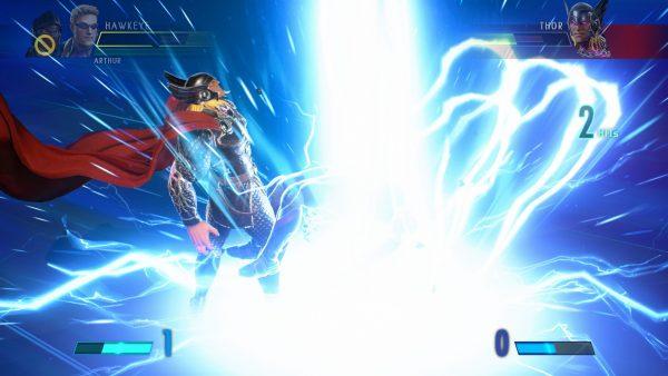 Marvel vs Capcom Infinite jagatplay part 1 (201)