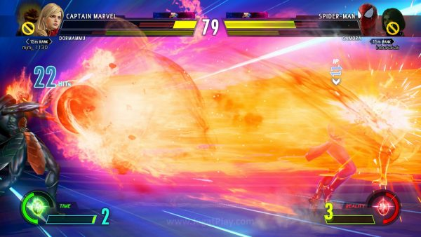 Marvel vs Capcom Infinite jagatplay part 1 (214)