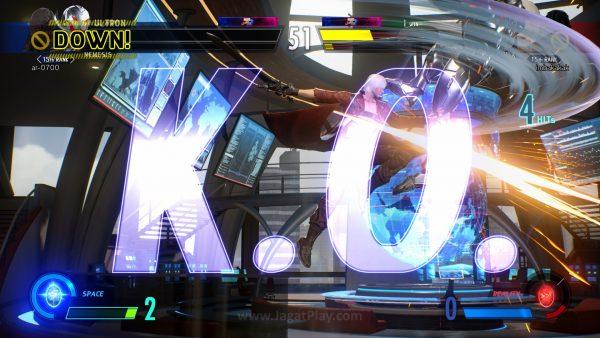 Sayangnya, di mode kompetitif online, Capcom tidak membuat mekanisme ini sebagai ruang counter yang esensial. Seperti halnya karakter, Infinity Stone yang Anda atau musuh pilih baru akan ketahuan setelah sesi memilih berakhir.