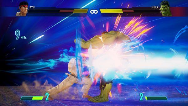Marvel vs Capcom Infinite jagatplay part 1 (60)