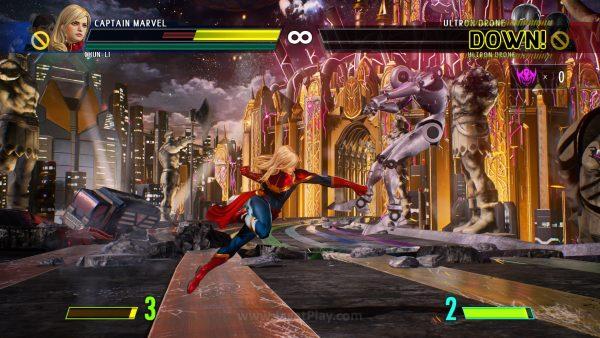Marvel vs Capcom Infinite jagatplay part 1 (7)