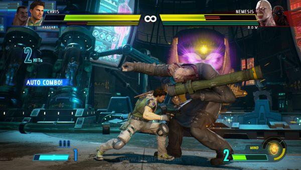 Gamer pendatang baru bisa memanfaatkan sistem Easy Combo dan Easy Super Move untuk menikmati game ini secara langsung.