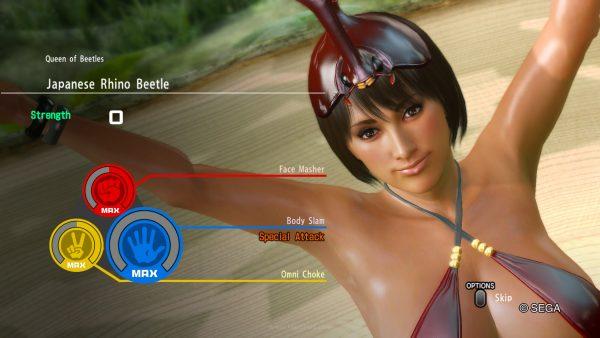 Pertarungan para pegulat seksi dari seri Yakuza 0 kini diracik ulang sebagai game arcade dengan konten serupa bernama MesuKing.