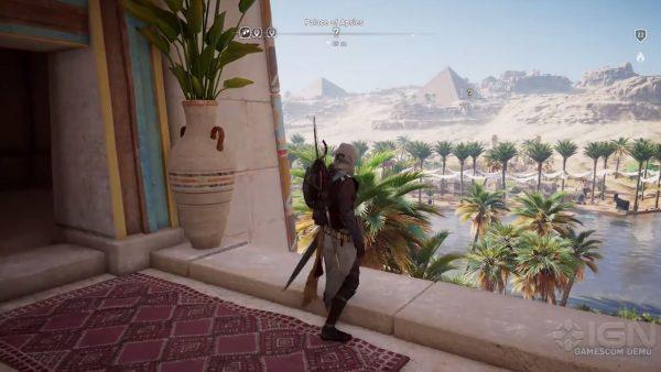 Mesir Kuno yang ditawarkan AC: Origins akan menjadi dunia terbesar di sepanjang sejarah franchise ini.