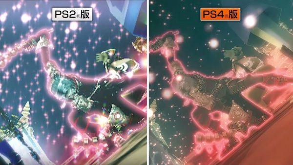 Lewat trailer terbaru, Bandai Namco memperlihatkan perbedaan visual antara .hack//G.U. versi PS2 dengan versi PS4/PC.