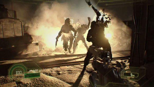 "Resident Evil 7 akhirnya merilis gameplay untuk DLC ""Not a Hero"" yang akan menjadikan Chris Redfield sebagai bintang utama."