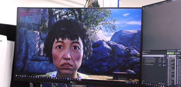 Sempat dikritik, Ys Net akhirnya memperlihatkan fitur animasi wajah untuk karakter NPC yang ada.