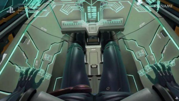Rilis ulang untuk PS4, Zone of the Enders Remaster ini akan bisa dinikmati secara penuh dalam mode VR dengan PSVR.