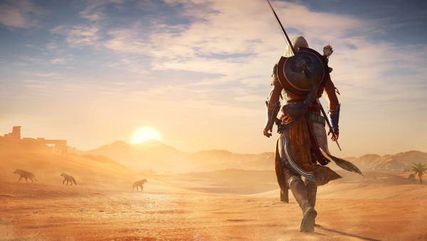 Untuk pertama kalinya, Assassin's Creed Origins akan menghadirkan pilihan tingkat kesulitan.