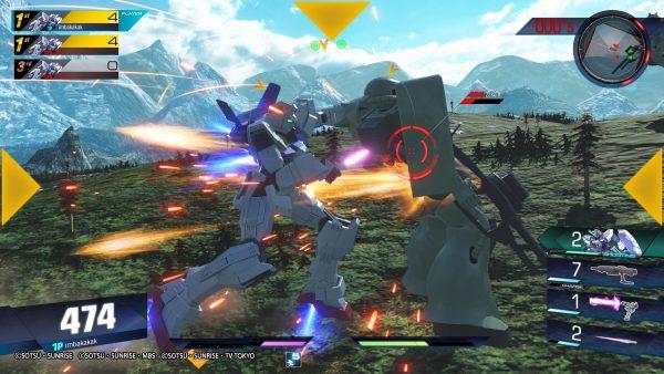 """Tidak ada kalimat lagi yang lebih tepat untuk menjelaskan game ini selain """"mimpi basah para pencinta Gundam"""""""
