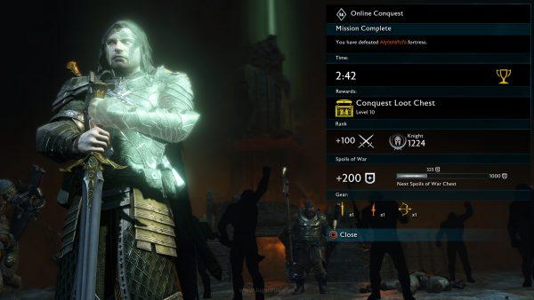 Kami berakhir cukup bingung dengan perspesi lootbox Shadow of War di dunia maya. Padahal ada sistem lain yang lebih penting untuk dikeluhkan, yakni End-game yang ia tawarkan.
