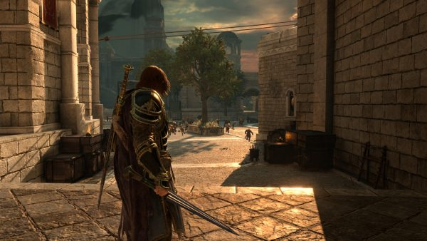 Tidak lagi sekedar lumpur dan kota yang kelam, Shadow of War menawarkan area permainan yang lebih bervariasi.