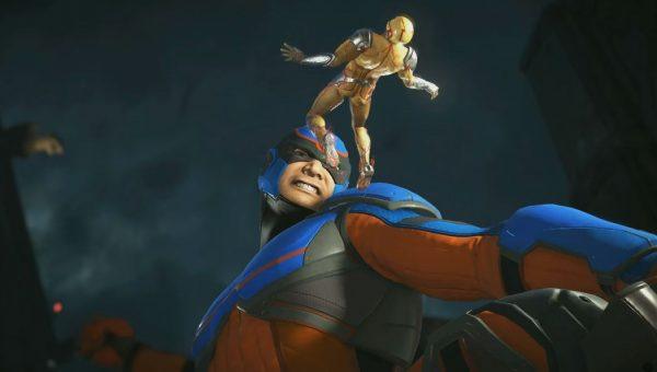 Atom dipastikan bergabung ke Injustice 2.