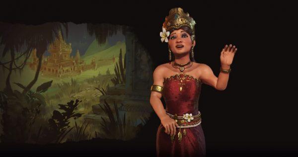 Tribhuwana Wijayatunggadewi atau Dyah Gitarja akan menjadi karakter utama untuk peradaban Indonesia di Civilization VI.
