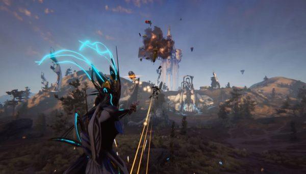Plains of Eidolon untuk Warframe akan dirilis hari ini!
