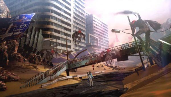 Sempat diperlihatkan di awal tahun, Atlus resmi mengumumkan Shin Megami Tensei V untuk Nin. Switch.