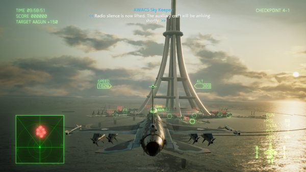 Review Ace Combat 7 – Skies Unknown: Mengobati Rasa Rindu