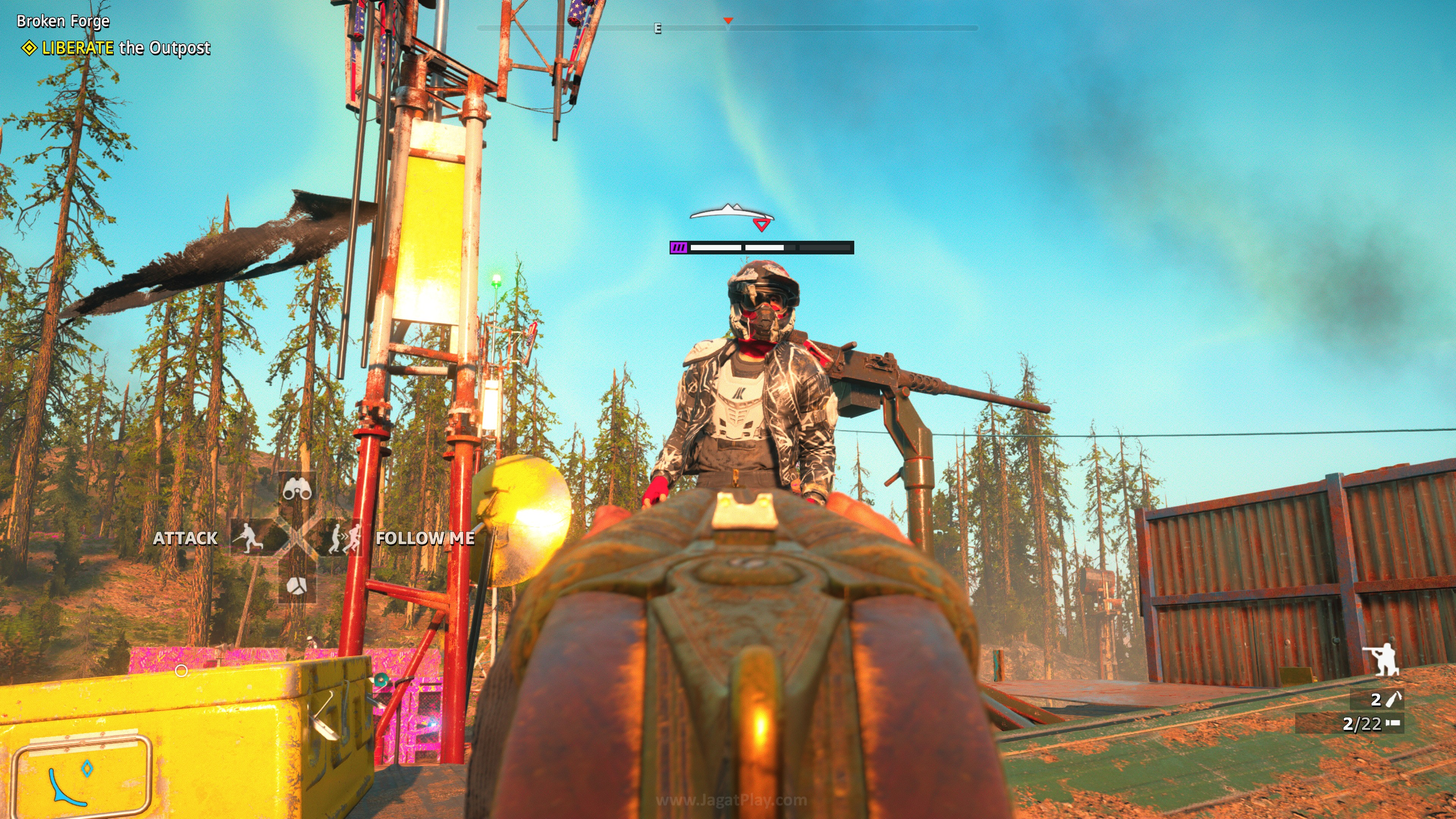 Preview Far Cry New Dawn Kiamat Artistik Jagat Play