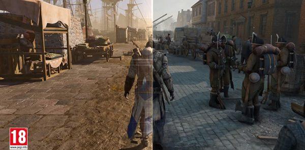 Assassin S Creed 3 Remastered Rilis Trailer Perbandingan Jagat Play