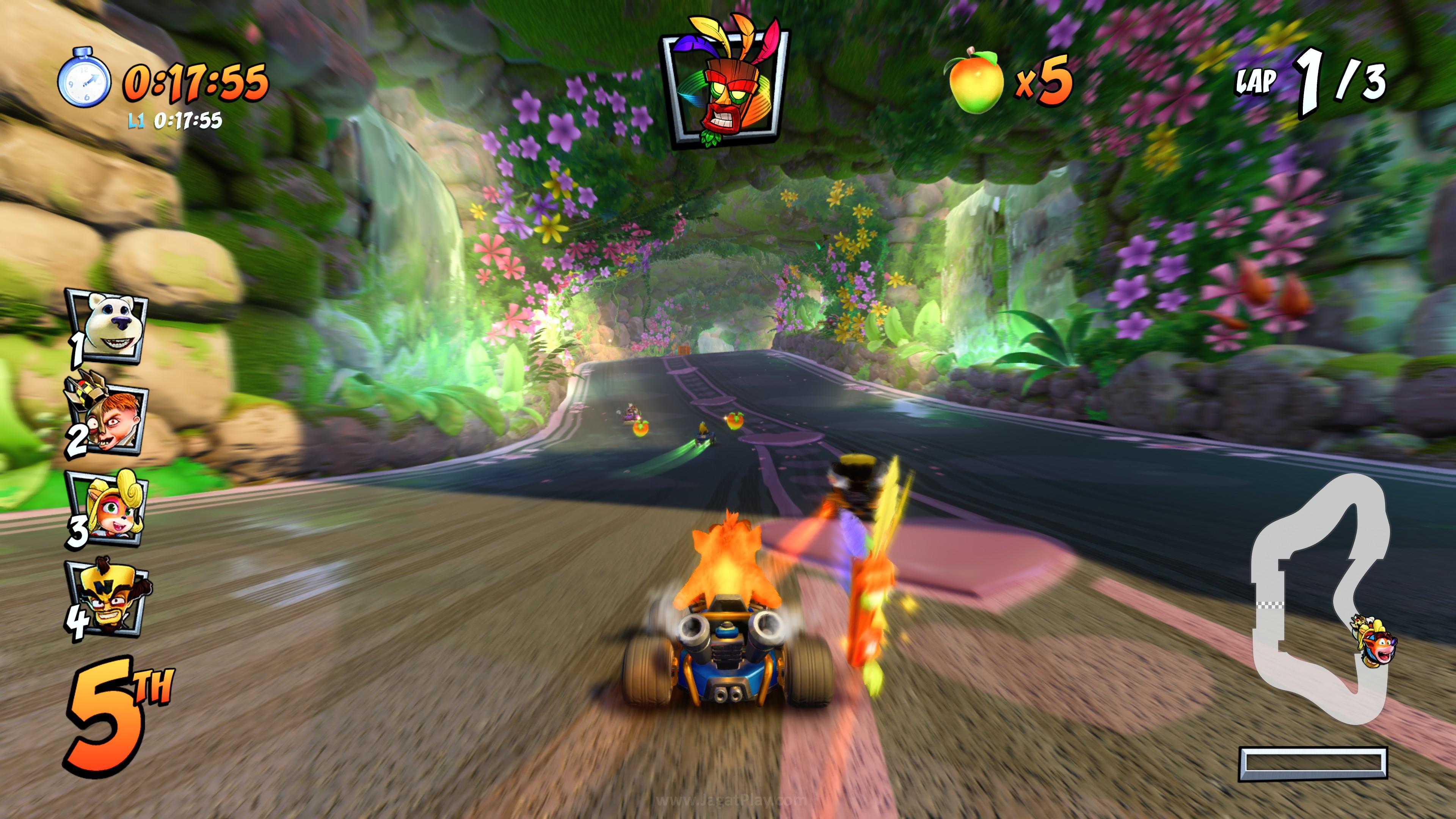 Preview Crash Team Racing Nitro Fueled Seindah Dalam Memori Page 2 Jagat Play