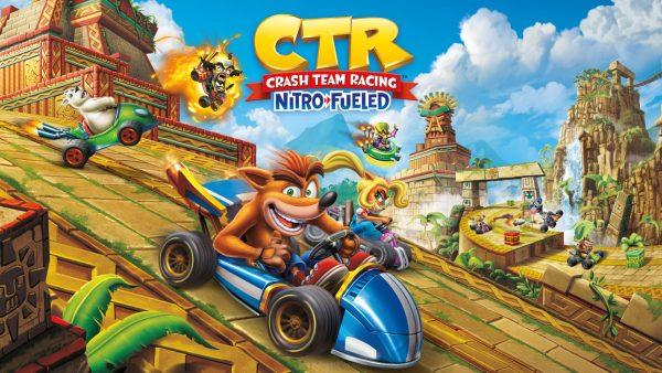 Review Crash Team Racing Nitro-Fueled: Sepantasnya dan