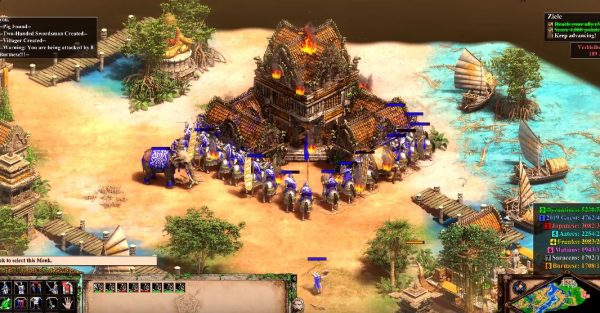 Age of Empires II: Definitive Edition Perlihatkan Gameplay