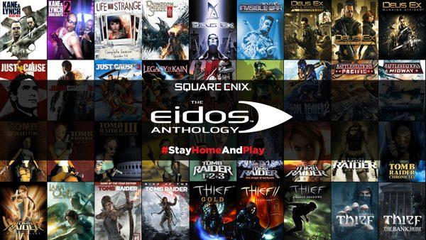 Diskon Gila-Gilaan, 54 Game PC Square Enix Hanya 370 Ribu Rupiah Saja!