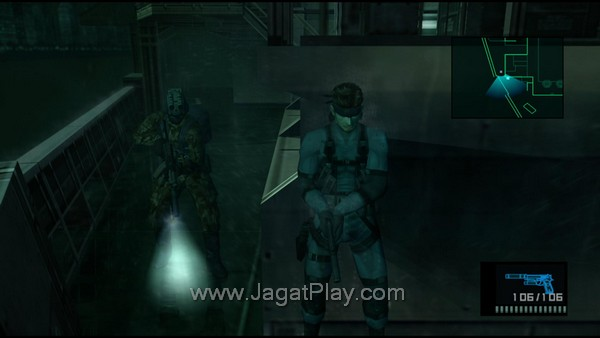 Metal Gear Solid HD Collection 13