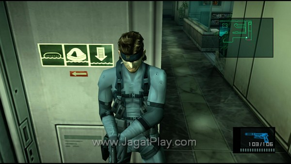 Metal Gear Solid HD Collection 22