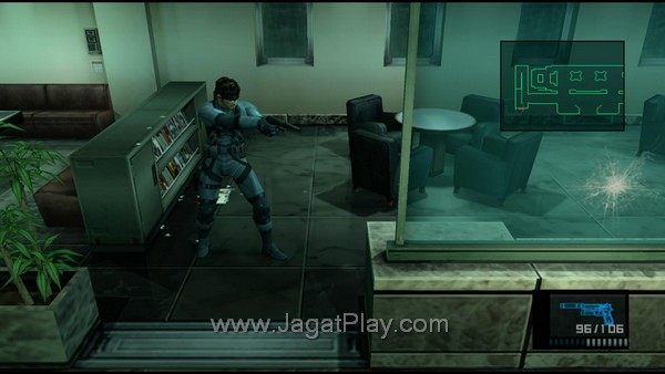 Metal Gear Solid HD Collection 25