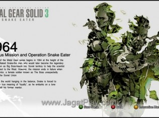 Metal Gear Solid HD Collection 27