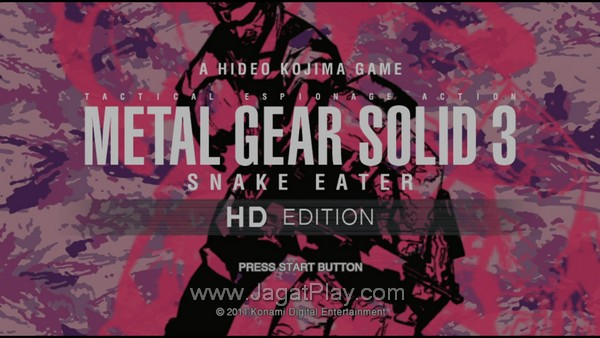 Metal Gear Solid HD Collection 29