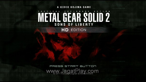 Metal Gear Solid HD Collection 3