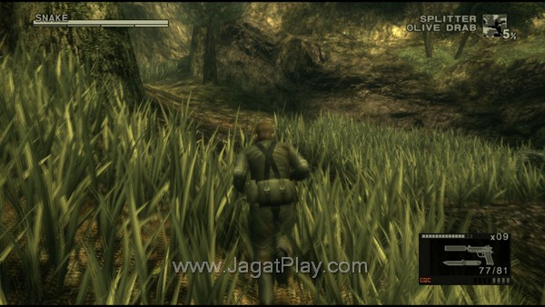 Metal Gear Solid HD Collection 55