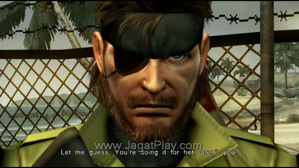 Metal Gear Solid HD Collection 77