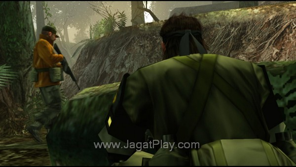 Metal Gear Solid HD Collection 80