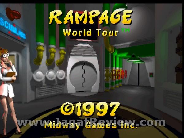 Rampage World Tour 3
