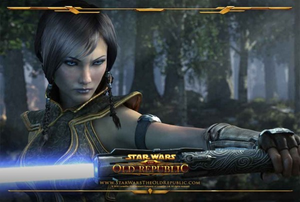 Starwars the old republic A